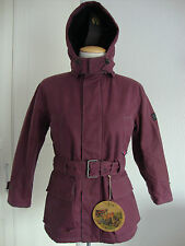 BELSTAFF PARKA COTTON JUNIOR Winterjacke Wax Jacke Kinder Unisex Gr.8 NEU+ETIKET