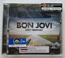 BON JOVI : Lost Highway Special THAILAND Edition CD Sealed ...Rare!