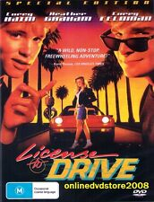 LICENSE TO DRIVE (Corey HAIM - Heather GRAHAM) Comedy Movie DVD (NEW SEALED)