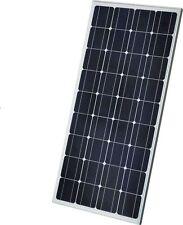 Pannello solare fotovoltaico 130 W 12 V monocristallino