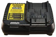 New DeWALT DCB115 12V 20V Battery Charger for DCB205 DCB204 Impact Hammer Drill