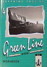 Ashford, Stephanie - Learning English, Green Line New, Workbook zu Tl. 4