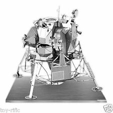 METAL EARTH - LUNAR MODULE - 3D METAL MODEL KIT - BRAND NEW & SEALED!!