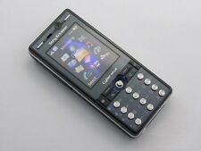 Sony Ericsson K810i K810- Black (Unlocked) Cellular Phone Free Shipping