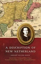 A Description of New Netherland (The Iroquoians and Their World)