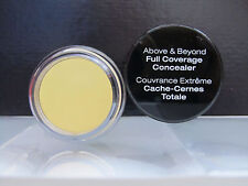 NYX Above & Beyond Full Coverage Concealer CJ10 Yellow 0.21 oz. Brand New