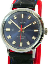 Orion Swiss Made Uhr Armbanduhr Herrenuhr Uhr men gents watch