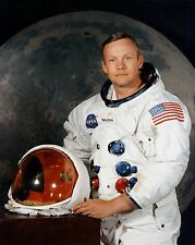 "Neil Armstrong 10"" x 8"" Photograph"