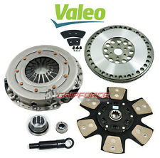 "VALEO KING COBRA STAGE 3 10.5"" CLUTCH KIT & FLYWHEEL FORD MUSTANG GT LX5.0 302"""