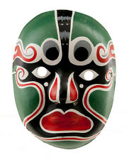 MASQUE D OPERA CHINOIS  / CHINESE MASK GREEN   G25