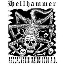 HELLHAMMER..APOCALYPTIC RAIDS 1990 A.D. ...CD