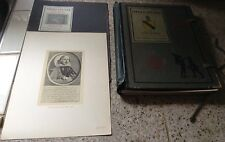 Rare Print of Shakespeare From Shakespeare Collection 1900 Connoisseur Edition