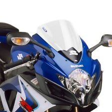 Puig Racing Windscreen 2006-2007 Suzuki GSXR600 / 750 Clear / 4055W