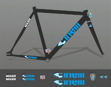 CINELLI MASH FRAME DECAL SETS