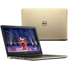 """Dell Inspiron 17.3"""" Quad-Core A8-7410 8GB 1TB DVD-RW Windows 10 Gold Color"""
