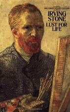 Lust for Life by Irving Stone, (Paperback), Plume , New, Free Shipping