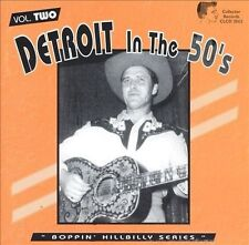 Various Artists- Detroit in the 50's, Vol. 2 (Collector 2862 NEW CD)
