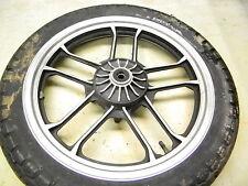 84 Honda VT500 FT VT 500 500FT Ascot front wheel rim