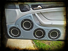 Custom doorcard door build pod speaker fiberglass show jl jbl alpine kicker jvc