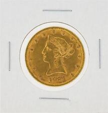 1881 $10 Au Liberty Head Eagle Gold Coin Lot 549