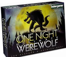 Une nuit ultimate loup-garou board game