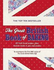 The Great British Book of Baking 120 Recipes - Linda Collister - Hardcover