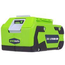 GreenWorks 29852 G-24 24Volt, 4Ah Battery