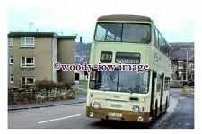 gw0604 - Yorkshire Bus no 1105 , reg no UDT 405L to Sheffield - photograph