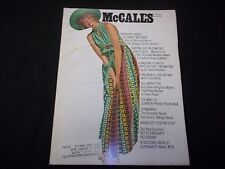 1971 JUNE MAGAZINE  - BEAUTIFUL FASHION ISSUE - NICE FRONT COVER - C 4768