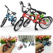 Kids Child Mini Fuctional Finger Mountain Bike Boy DIY BMX Bicycle Toy Game Gift