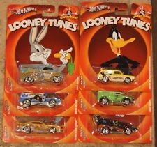 2013 Hot Wheels Looney Tunes Set of 6 Volkswagen VW,Camaro,Dairy Delivery+++