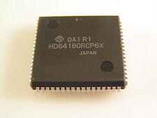 Hitachi hd64180rcp6x Super Z80 Microprocesador Plcc68 om97c