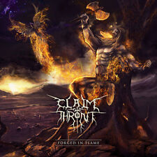 CLAIM THE THRONE - CD - Forged In Flame