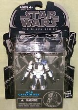 "Star Wars CLONE CAPTAIN REX #09 2015 Black Series 3.75"" Action Figure"