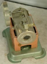 Vintage Jensen Model 85? Dry Fuel Fired Steam Engine Boiler Toy, Very Good Cond.