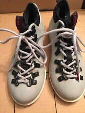 Native High Top Shoes Gray M4 W6