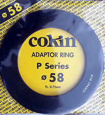 Cokin Genuine P Adaptor Ring In 58mm Also Fits Kood Filter Holder P458