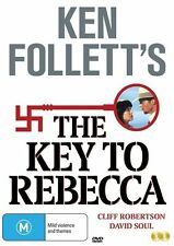 Ken Follett's the Key to Rebecca NEW R4 DVD