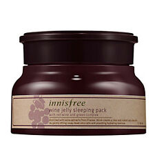 [INNISFREE]  Wine Jelly Sleeping Pack 80ml / Korea cosmetic / Skin care