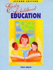 Early Childhood Education by Tina Bruce (Paperback, 1997)