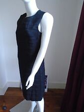 Prada Black Cocktail Shift Dress Size IT42/UK10 2452
