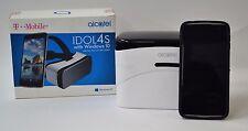 Alcatel IDOL 4S With Windows 10 & Virtual-Reality Goggles