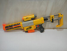 Nerf N-Strike Recon CS-6 Sniper Rifle Blaster Gun Laser Targeting Light no darts