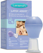 Lansinoh Latch Assist Nipple Everter Baby Child Breast Feeding Accessory BNIB