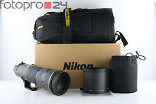 Nikon AF-S Nikkor 200-400 mm 4 G ED VR Version I + TOP (456317)