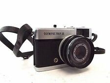 OLYMPUS Trip 35 Camera With D.Zuiko 40mm f/2.8 Lens - S41