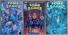 Tomb Raider Comics #0, 1/2, 2