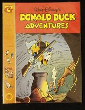 THE CARL BARKS LIBRARY OF DONALD DUCK ADVENTURES IN COLOR  NO.7 IN SLEEVE W/CARD