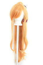 40'' Clip on Pig Tail w/ Short Pony Tailed Base Wig Framing Honey Blond NEW