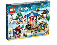 LEGO Creator Winter Village Market (10235) NEW in box.